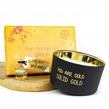 """Giftset """"Gouden Geluk"""""""
